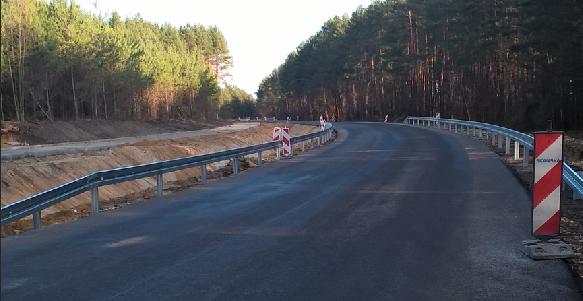 Montaż stacji meteo i barier drogowych